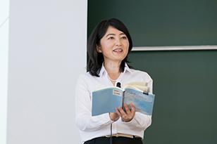 言語学/小田 登志子 准教授