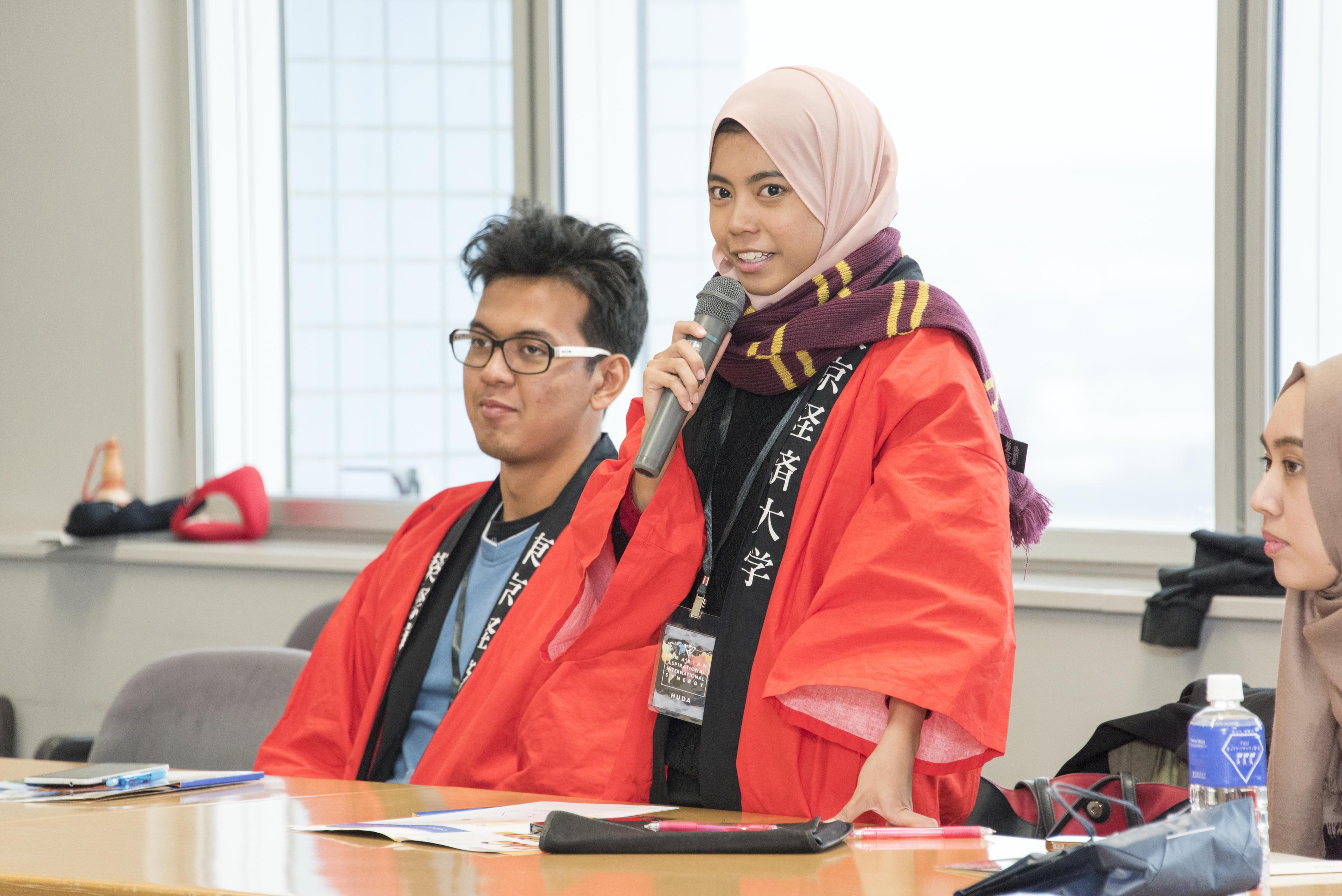 海外大学との交流