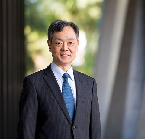 吉田 靖 教授